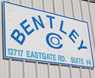 Bentley Injection Molding